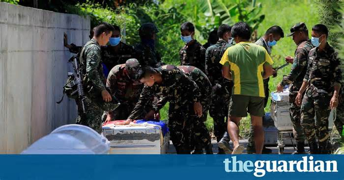 Battle for Philippine city rages three weeks after attack ...