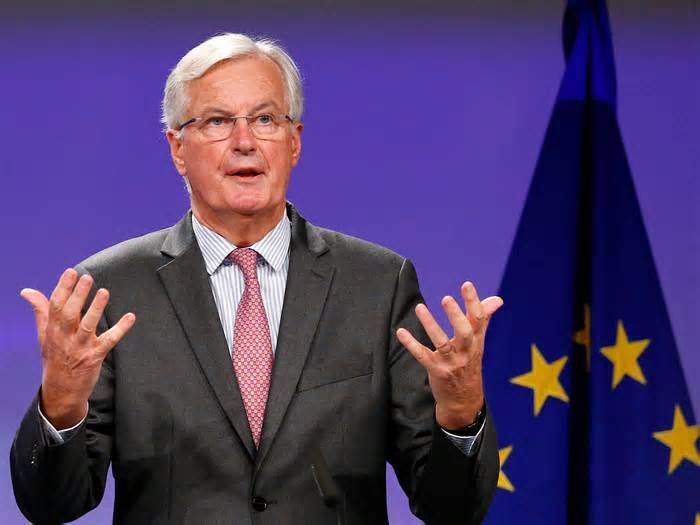 Brexit: EU's top negotiator says Britain failed to stand ...