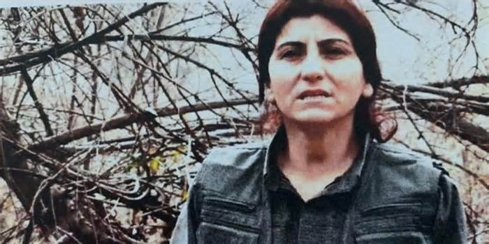 Highest-ranking female PKK terrorist killed in joint ops by Turkish military, intelligence